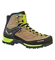 Salewa Mtn Trainer Mid GTX - scarpe da trekking - donna, Beige