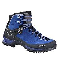 Salewa Mtn Trainer Mid GTX - scarpe da trekking - donna, Blue