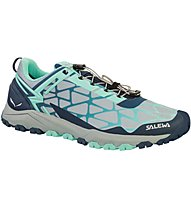 Salewa Multi Track - Trailrunningschuh - Damen, Blue