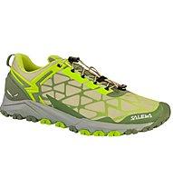 Salewa Multi Track - Trailrunningschuh - Damen, Green
