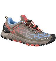 Salewa Multi Track - scarpe trail running - donna, Brown/Orange