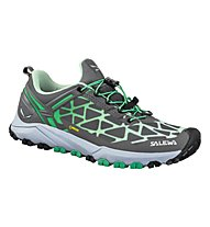 Salewa Multi Track - GORE-TEX Trailrunningschuh - Damen, Green