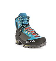 Salewa Raven 2 GTX - scarponi alta quota alpinismo - donna, Black/Blue