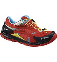 Salewa Speed Ascent - Scarpe trail running - donna, Red
