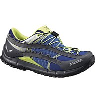 Salewa Speed Ascent - Scarpe da avvicinamento - donna, Blue
