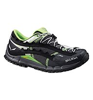 Salewa WS Speed Ascent GORE-TEX, Black/Green