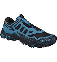 Salewa Ultra Train GTX - scarpe trail running - donna, Black/Blue