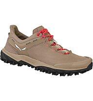 Salewa Wander Hiker L - scarpe da trekking - donna, Beige