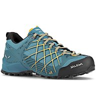 Salewa Wildfire - scarpe da avvicinamento - donna, Light Blue
