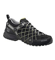 Salewa WS Wildfire GORE-TEX, Black/Sulphur