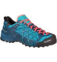 Salewa Wildfire GTX - scarpe da avvicinamento - donna, Light Blue