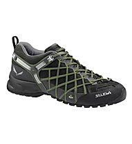 Salewa Wildfire S GTX - Zustiegschuh - Damen, Black/Green
