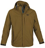 Salewa Zillertal Giacca in GORE-TEX, Bronze Brown