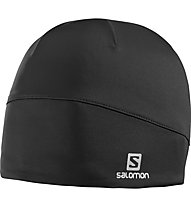 Salomon Active Beanie - berretto running, Black