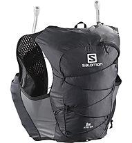 Salomon Active Skin 8 W Set  - Rucksack Trialrunning - Damen, Black