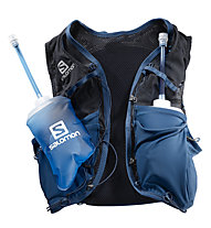 Salomon ADV Skin 8 Set - Trailrunningrucksack, Blue