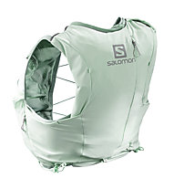 Salomon ADV Skin 8 Set - Trailrunningrucksack, Light Green