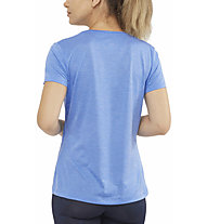 Salomon Agile - Trailrunningshirt - Damen, Light Blue