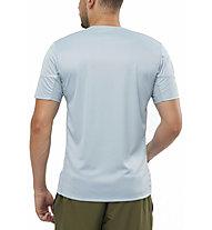 Salomon Agile - Trailrunningshirt  Herren, Light Blue