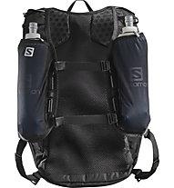 Salomon Agile 12 Set - zaino trail running, Black