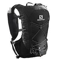 Salomon Agile 12 Set - Trailrunning-Rucksack 12 L, Black