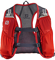 Salomon Agile 2 Set - Trailrunning-Rucksack, Red/Grey