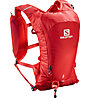 Salomon Agile 6 Set - Trailrunning-Rucksack 7 L, Red