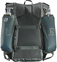 Salomon Agile 6 Set - Trailrunning-Rucksack 7 L, Grey