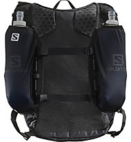 Salomon Agile 6 Set - Trailrunning-Rucksack 7 L, Black