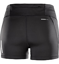 Salomon Agile - pantaloni trail running - donna, Black