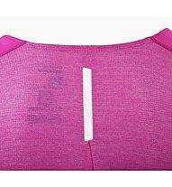 Salomon Agile SS Tee W - Trailrunningshirt Damen, Pink