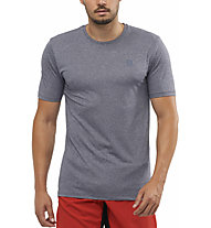 Salomon Agile Training - Trailrunningshirt - Herren, Dark Grey