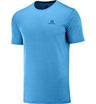 Salomon Agile Training - T-Shirt - Herren, Light Blue