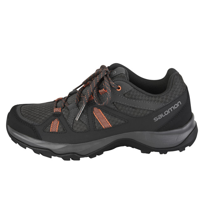 Salomon Alliston - scarpe da trekking - donna, Grey/Red
