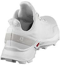 Salomon Alphacross - Trailrunningschuh - Damen, White