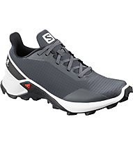 Salomon Alphacross - Trailrunningschuh - Damen, Black/White