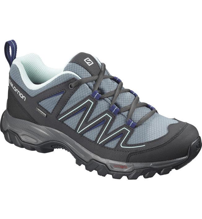 Salomon Arcalo 2 GORE-TEX - Wander- und Trekkingschuh - Damen, Light Blue