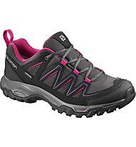 Salomon Arcalo 2 GTX W - scarpe da trekking - donna, Dark Grey