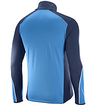 Salomon Atlantis - Fleecejacke - Herren, Light Blue