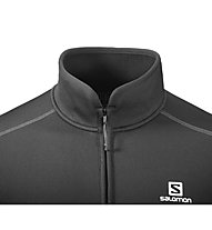 Salomon Atlantis - Fleecejacke - Herren, Black