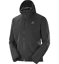 Salomon Bonatti Pro WP - giacca trail running - uomo, Black