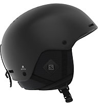 Salomon Brigade+ - casco sci, Black