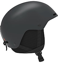 Salomon Brigade+ - Skihelm, Ebony