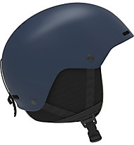 Salomon Brigade+ - Skihelm, Dark Blue