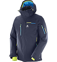Salomon Brillant - Skijacke - Herren, Blue