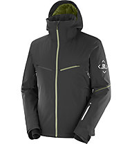 Salomon Brilliant - Skijacke - Herren, Black