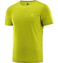 Salomon Cosmic Crew - t-shirt sport di montagna - uomo, Yellow
