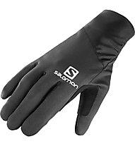 Salomon Discovery Glove M - guanti sci di fondo - running, Black