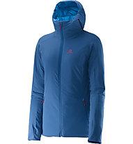 Salomon Drifter - giacca a vento trekking - donna, Blue