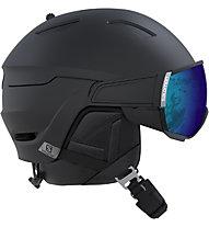 Salomon Driver - Skihelm, Black